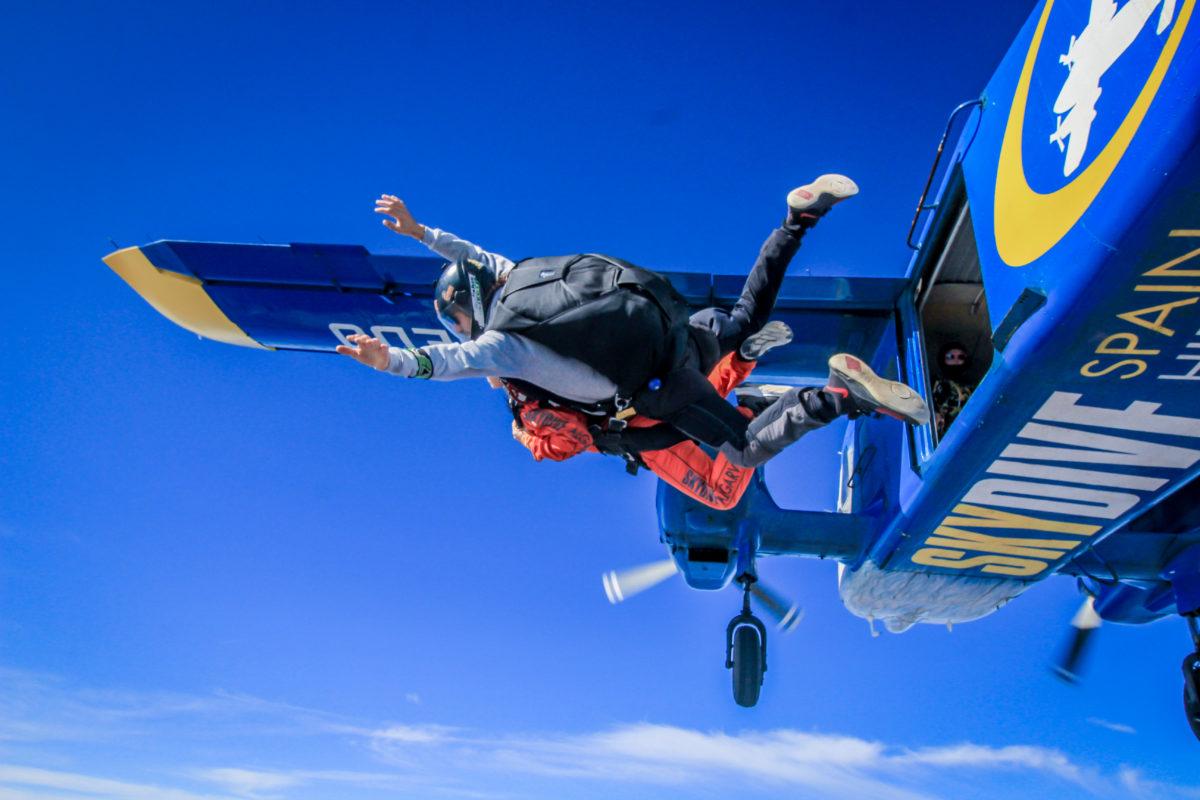 Skydive Algarve in Algarve   My Guide Algarve