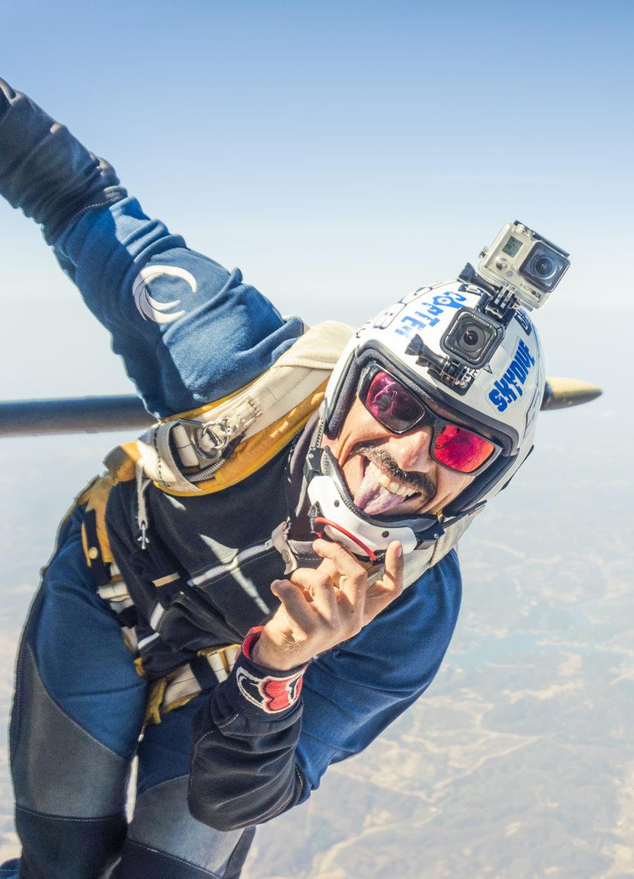 Skydive Algarve   Tandem skydive in the Algarve, Portugal